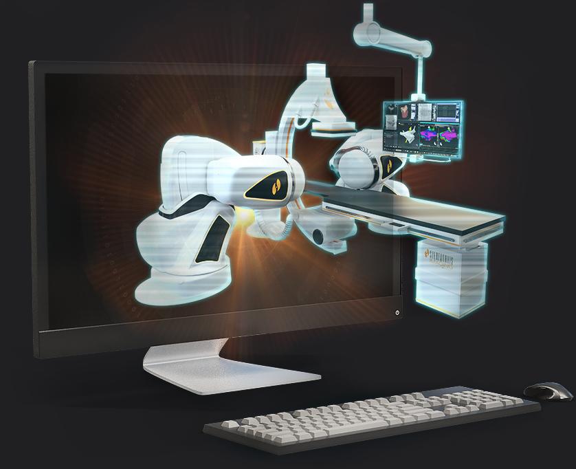 Telerobotic holographic system