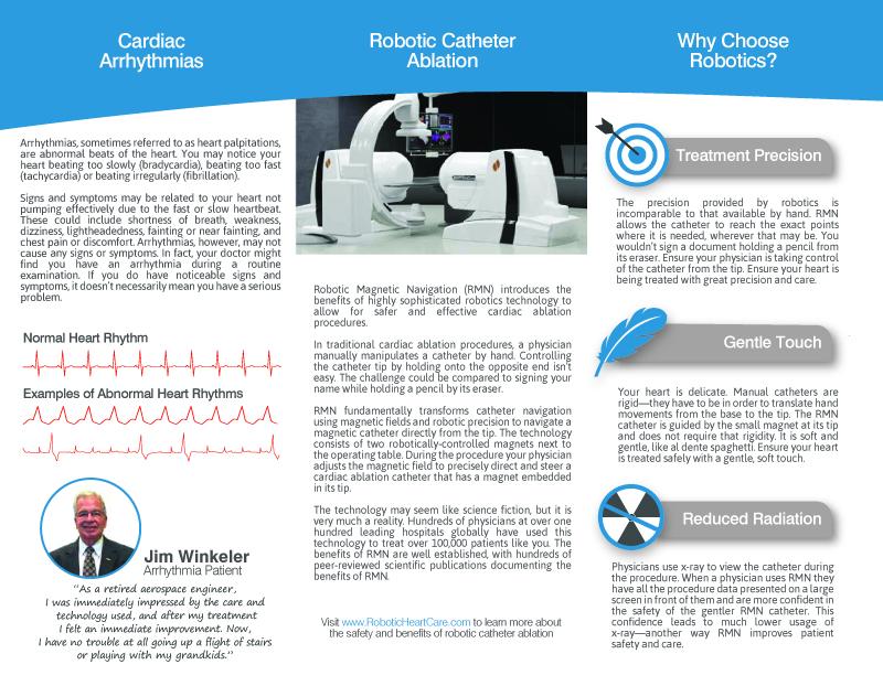 Patient Brochure Example Back