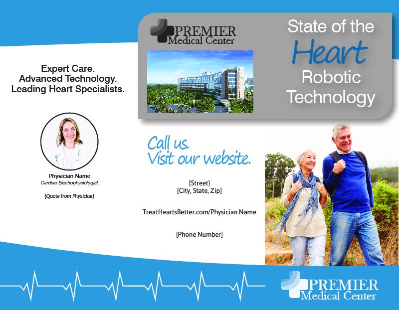 Patient Brochure Example Front