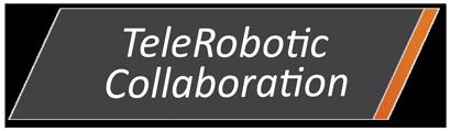 TeleRobotic Collaboration Banner