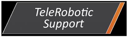 TeleRobotic Support Banner