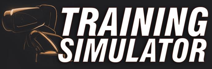 Training Simulator Text Image