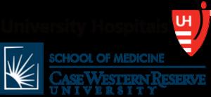 University Hospitals CWR University Logo