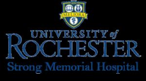U of Rochester Strong Memorial Logo